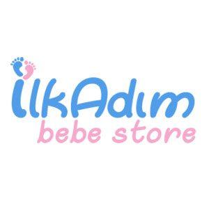 ilk adım bebe store logo