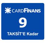 CardFinans a Peşin Fiyatına 9 Taksit