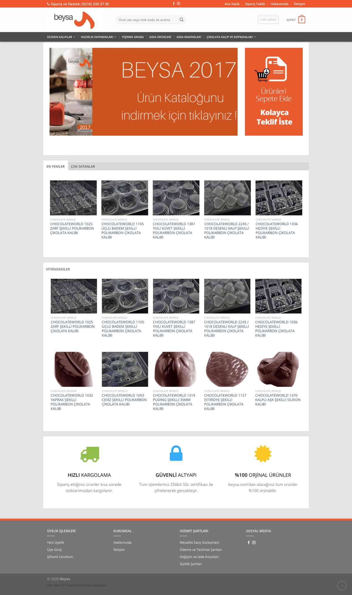 beysa web sitesi